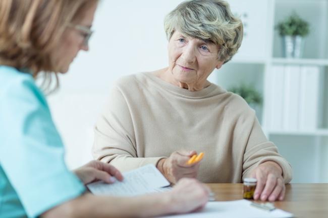 Beratung von Pflegekunden
