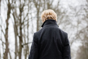 Depressionen bei älteren Menschen