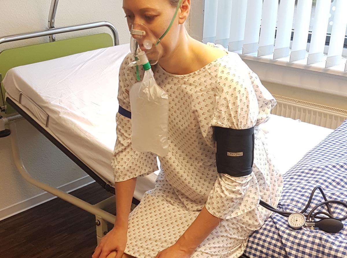 Notfall: Herzinsuffizienz und Lungeödem