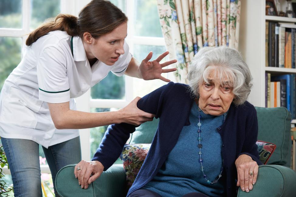 Aggression und Gewalt in der Pflege