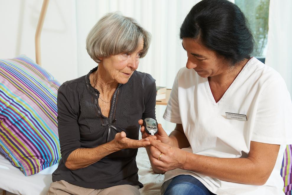 Diabetes: Insuline und medizinische Geräte