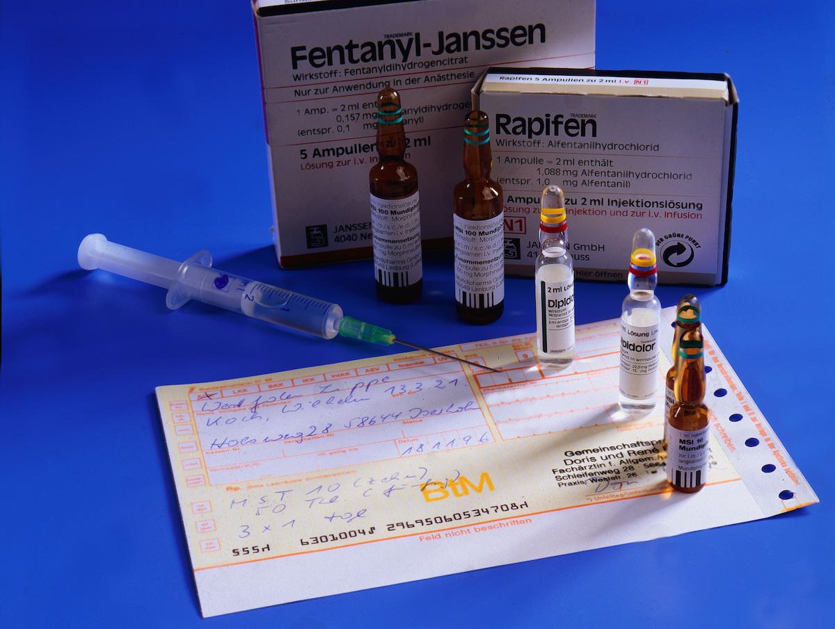 Fentanyl – Analgetikum im Pflegealltag