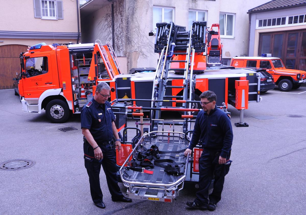 Brandschutzverordnung und Evakuierung
