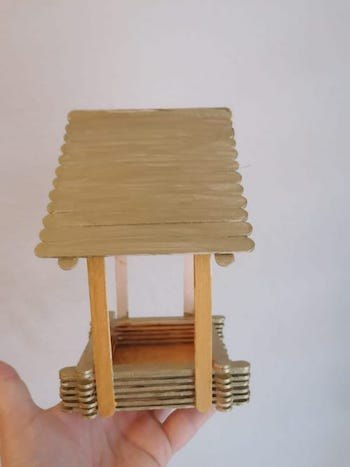 Kreativwerkstatt – mit dem Material Holz