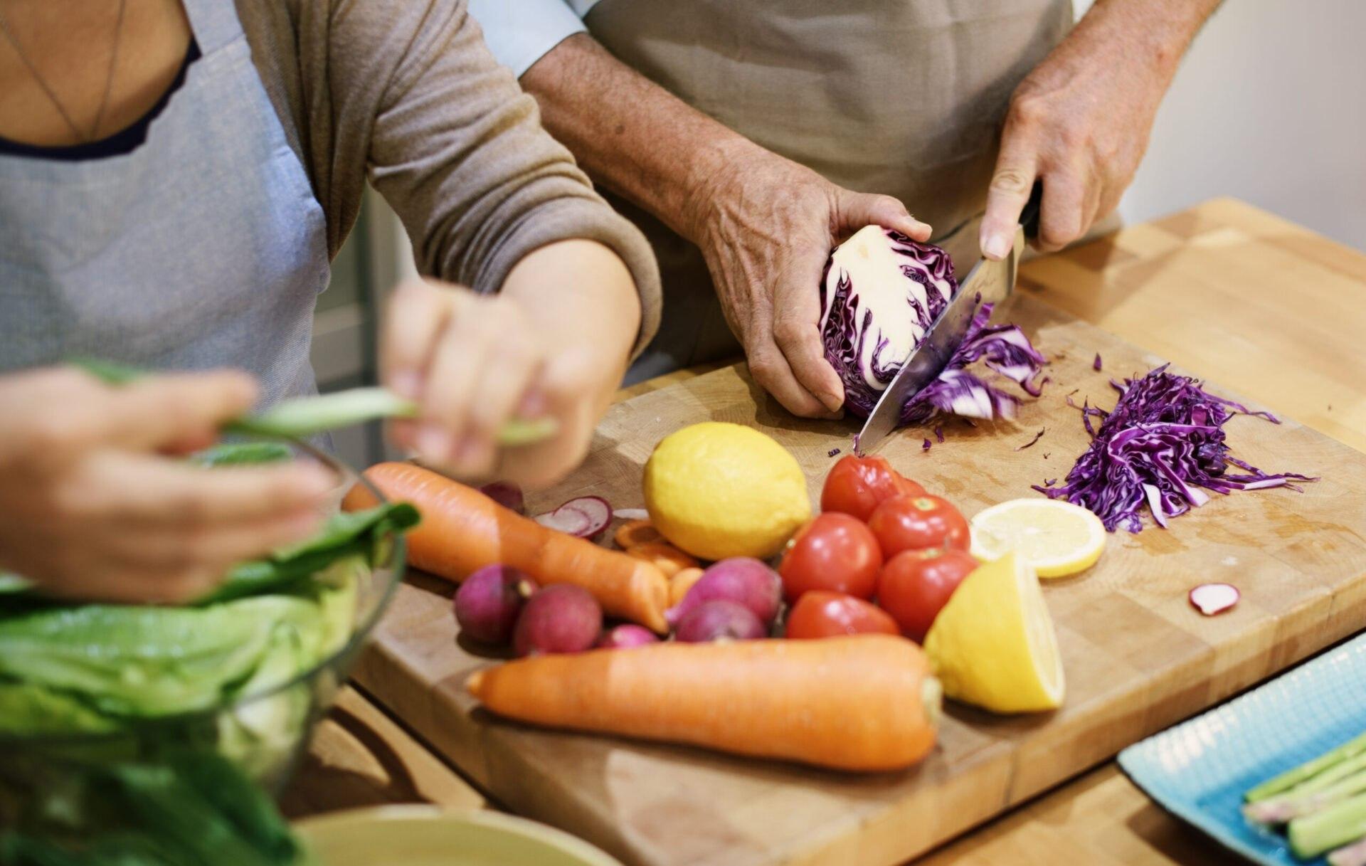 Koch- und Backangebote für Senioren