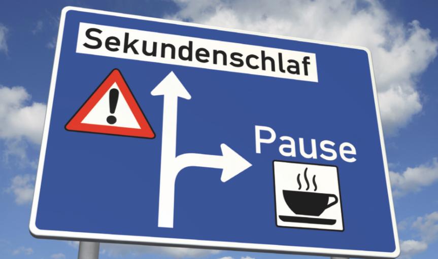 Fahrsicherheit im Arbeitsalltag (Teil 1)