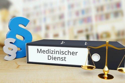 Der Medizinische Dienst und seine Aufgaben